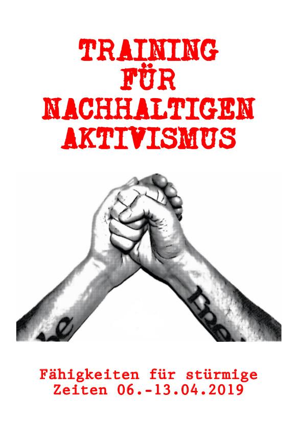 Politisch aktiv sein und bleiben